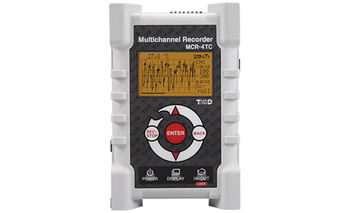 MCR-4TC温度记录仪