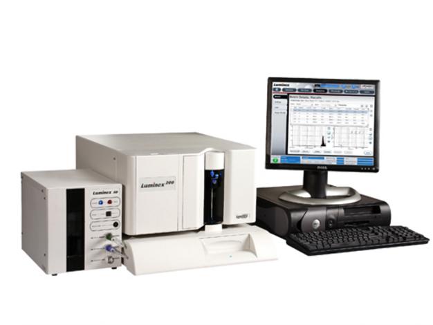 流式荧光多功能流式点阵仪Luminex 200