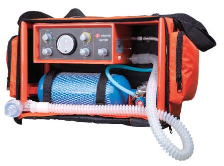 SH100便携式呼吸机