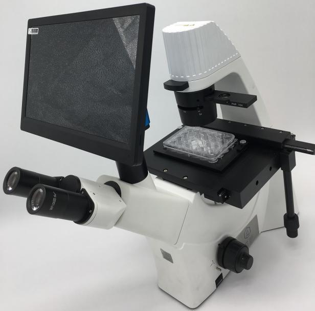 一体化倒置相差显微镜