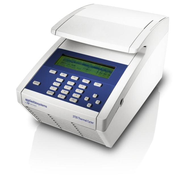 Thermo ABI 2720PCR仪