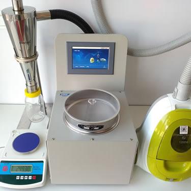 中国药典2015空气喷射筛分法气流筛分仪HMK-200粒度仪