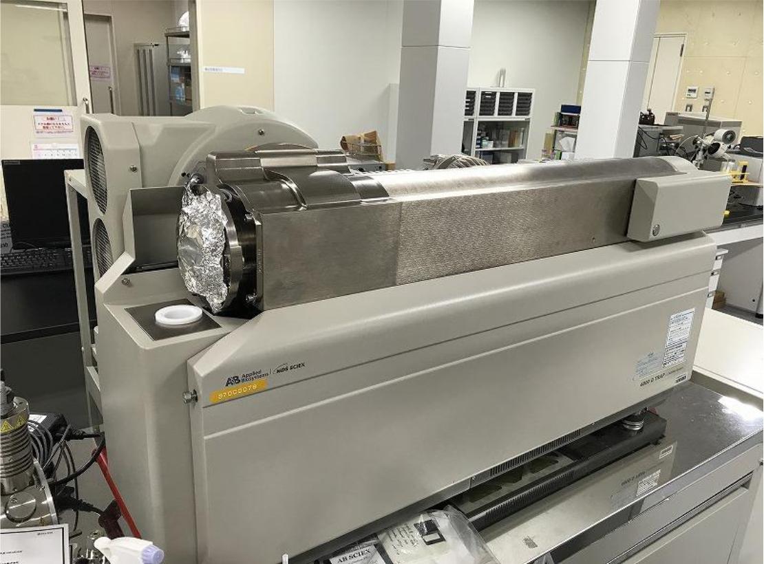 二手AB SCIEX Triple Quad™ 4000 三重四极杆液质联用仪LC-MS-MS