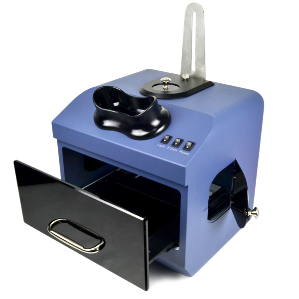 米欧 Miulab BTU-6 暗箱式紫外分析仪 切胶仪 凝胶观察仪