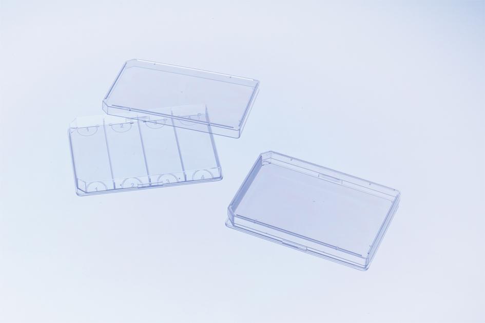 OneWell Plate一格细胞培养板,127.8*85.5*14.4mm,TC处理,灭菌,有盖