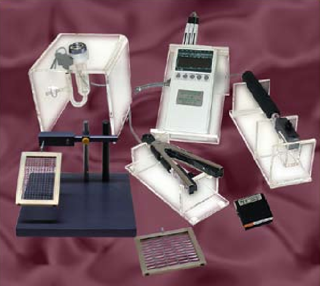 大鼠脑立体定位仪,机能集成化信号采集与处理系统,医学虚拟仿真实验教学中心