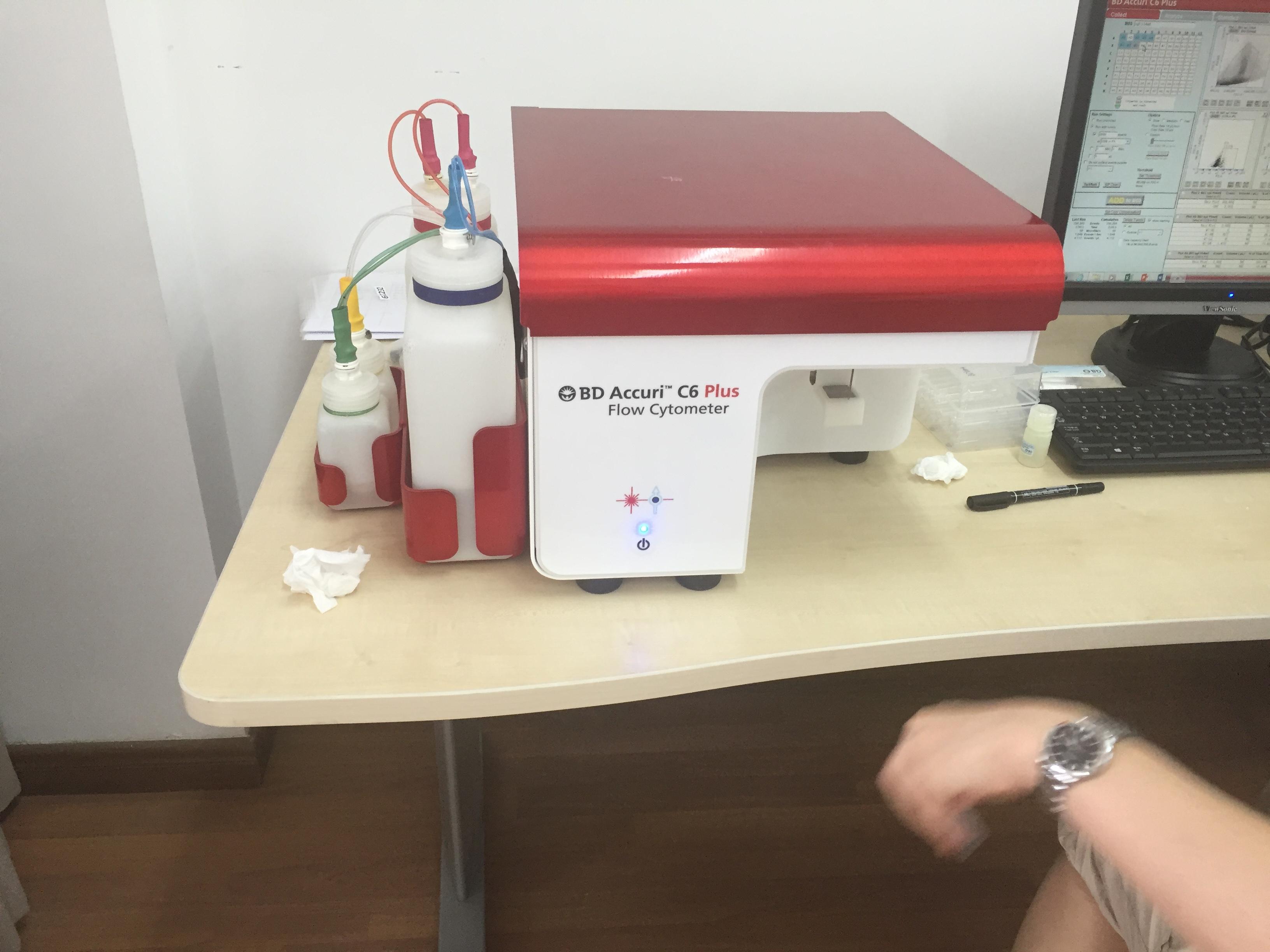 全国维修BD ACCURI C6 PLUS流式细胞仪,配件供应