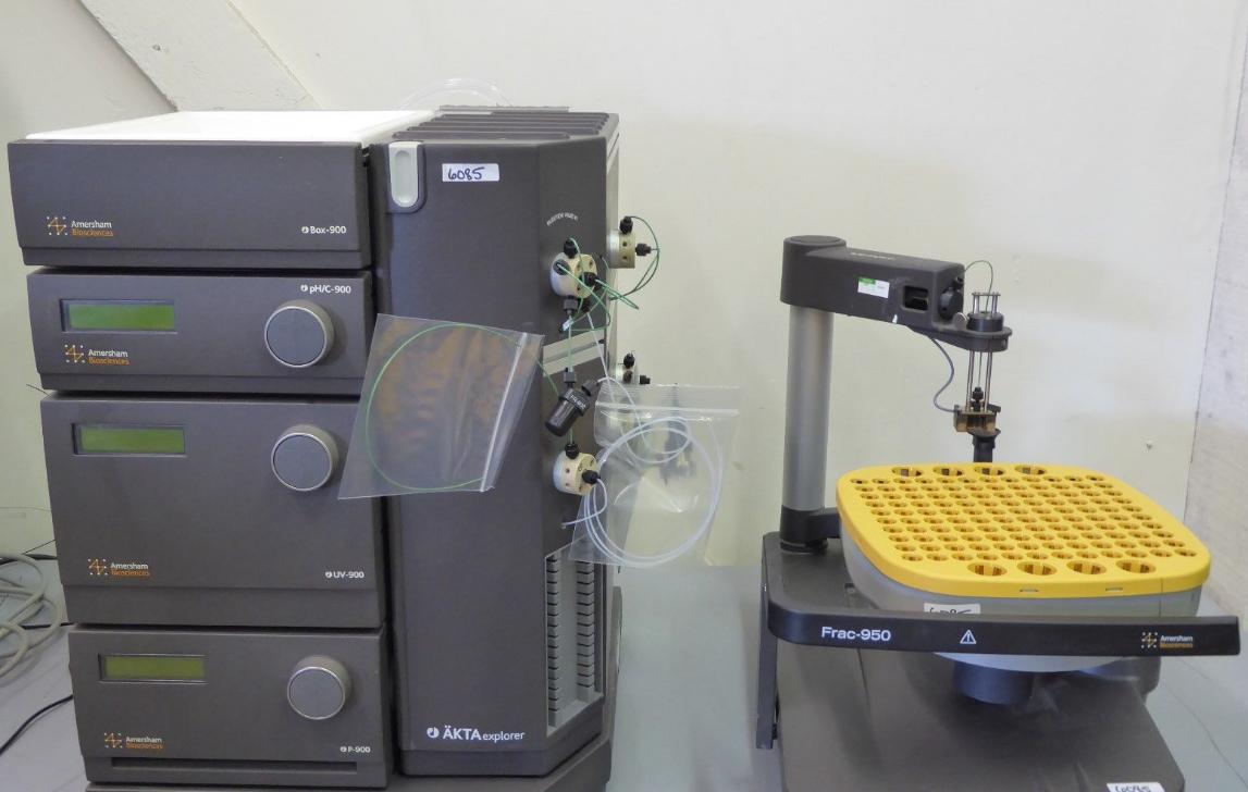 重庆武汉上海维修GE蛋白纯化系统 AKTA Explorer100