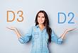 补充维生素 D 选 D2 还是 D3?有差吗?