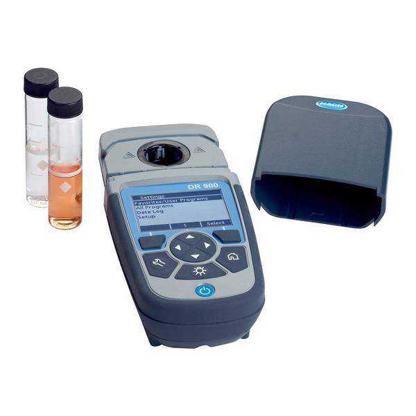 美国哈希便携式多参数比色计DR900