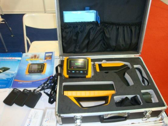MPR200-RK核应急工具箱是一套便携式的放射性探测仪