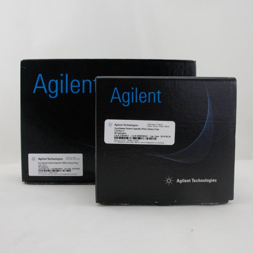 Agilent安捷伦 SureSelect SS RNA Library 链特异性RNA转录组建库试剂盒 G9691B