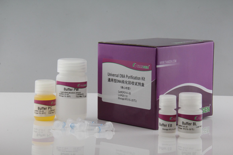 通用型DNA纯化回收试剂盒(DP214)
