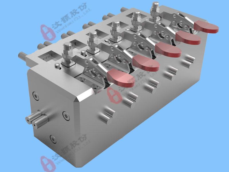 微流控微液滴量产设备 单(双)乳液