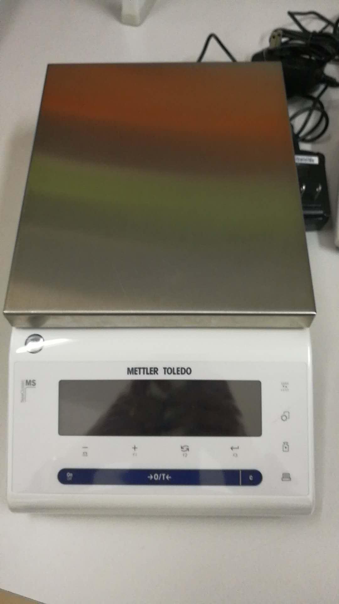出售二手MS8001S/01 梅特勒电子天平