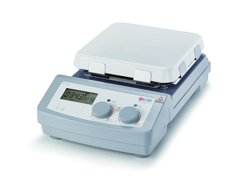 7寸方盘加热型磁力搅拌器