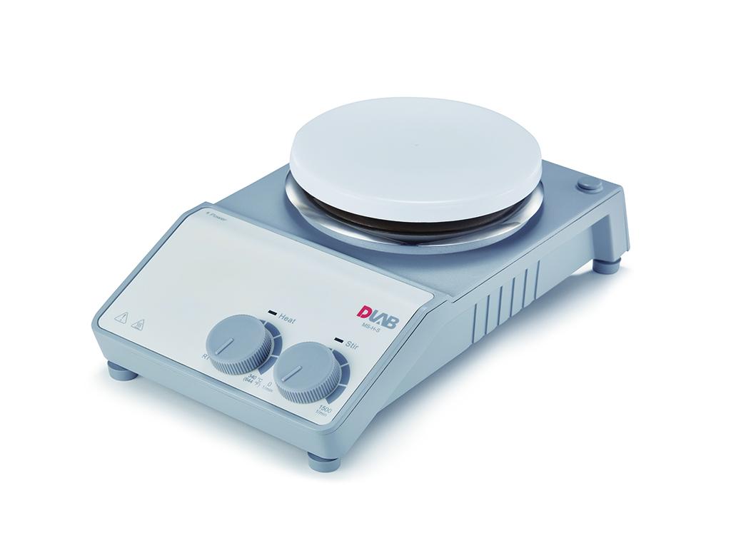 加热型磁力搅拌器 MS-H-Pro(T)