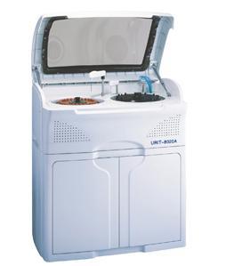 优利特-全自动生化分析仪 (URIT-8020A )