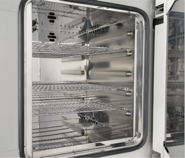 德国BINDER不锈钢隔板配件