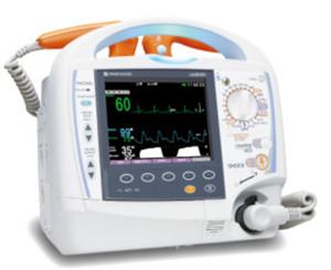 日本光电便携式心电除颤器TEC-5602 5621