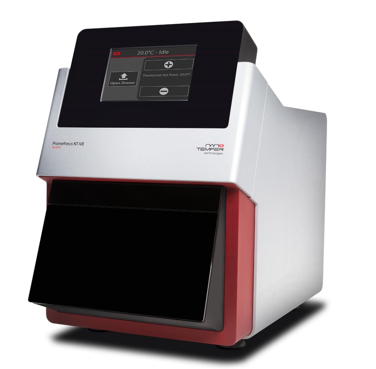 蛋白质稳定性分析技术(nanoDSF):PR.48