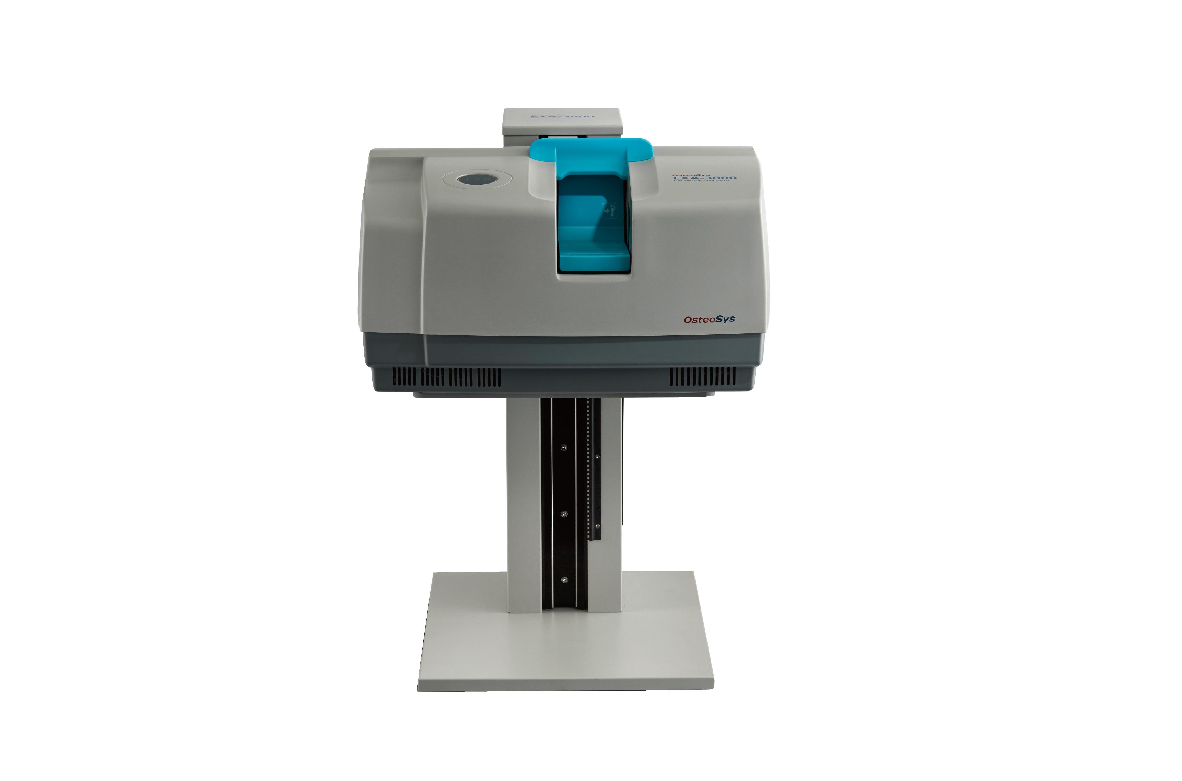 外周多部位双能x线骨密度仪EXA-3000