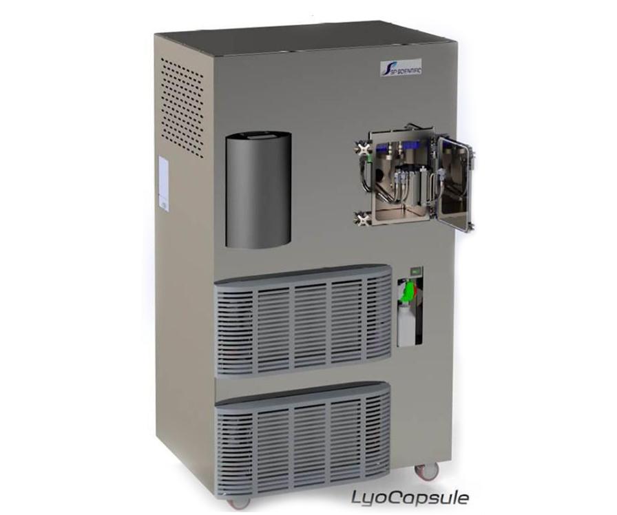 美国SP Scientific LyoCapsule™智能研发型冻干机