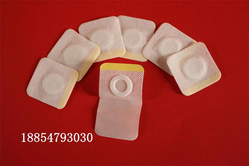 5*5配内圈空白 穴位贴 无纺布膏药布