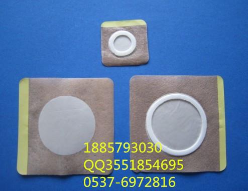 10*10加膜水刺膏药贴 水刺布贴膏药布