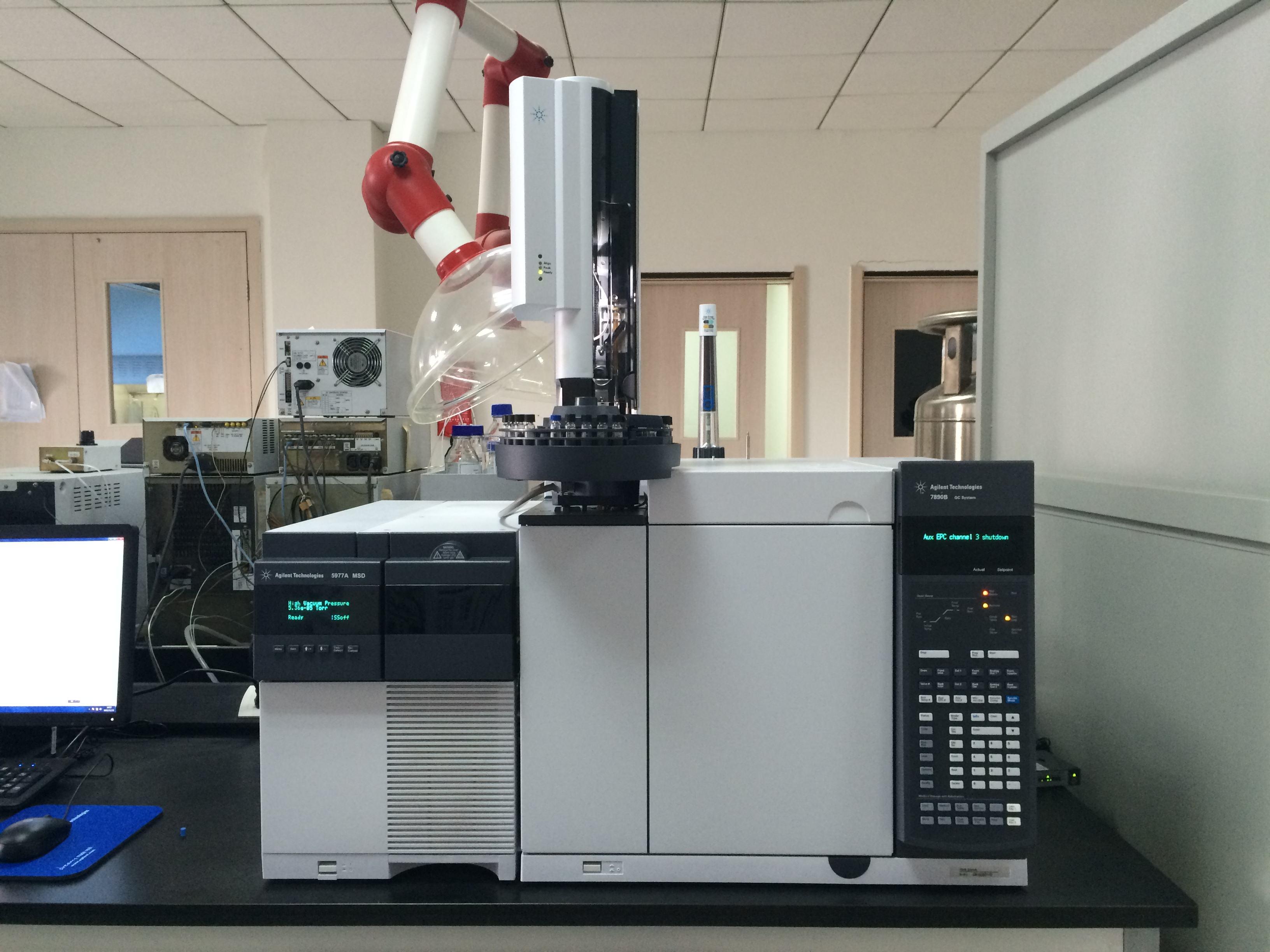 二手安捷伦7890B-5977B 气相色谱质谱联用仪