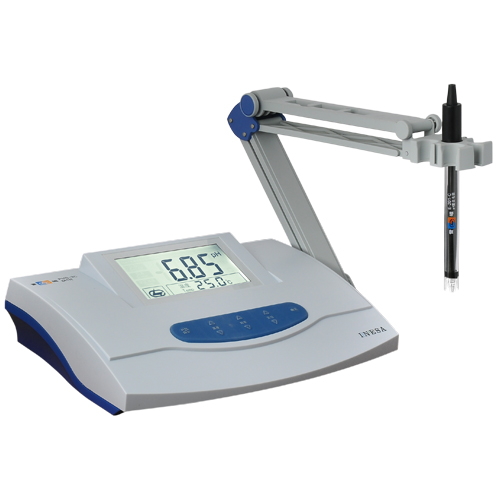上海仪电雷磁pH计PHS-3C型酸度计台式精密PH计