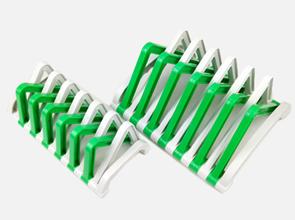 拼装型玻璃片晾片架