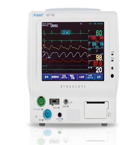 日本福田病人监护仪DS-7100