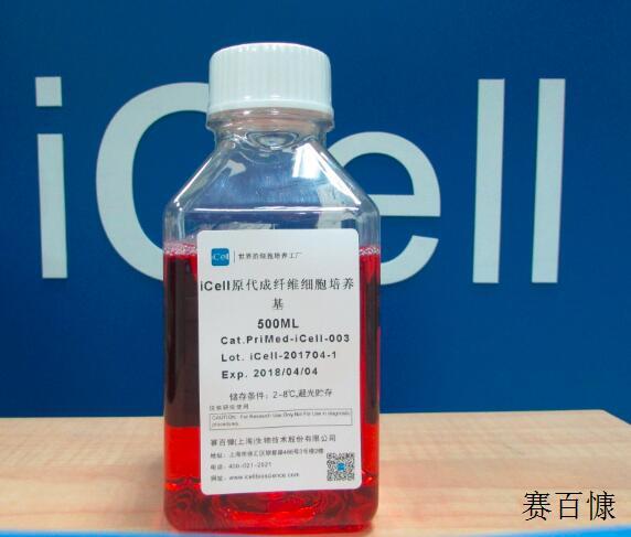 iCell原代成纤维细胞培养体系