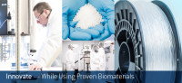 3D生物医用打印材料  PLA;PCL( Filament for 3D Printing)