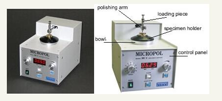 Micropol™TL-MC2抛光机