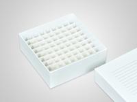 5000-0081  81格纸质冻存盒