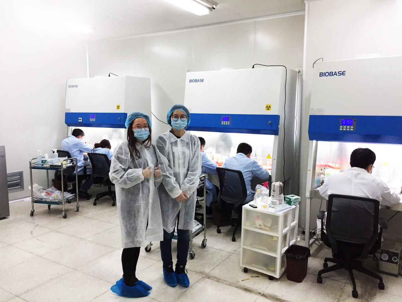NK免疫細胞治療培養
