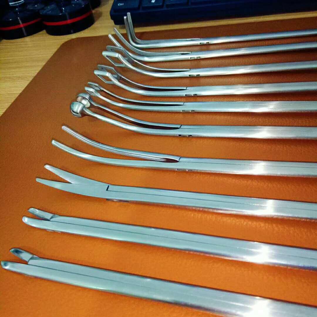 胸腔镜双关节手术器械 胸腔镜双关节