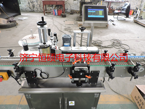 HSZ-8高速轧盖机贴标机生产线