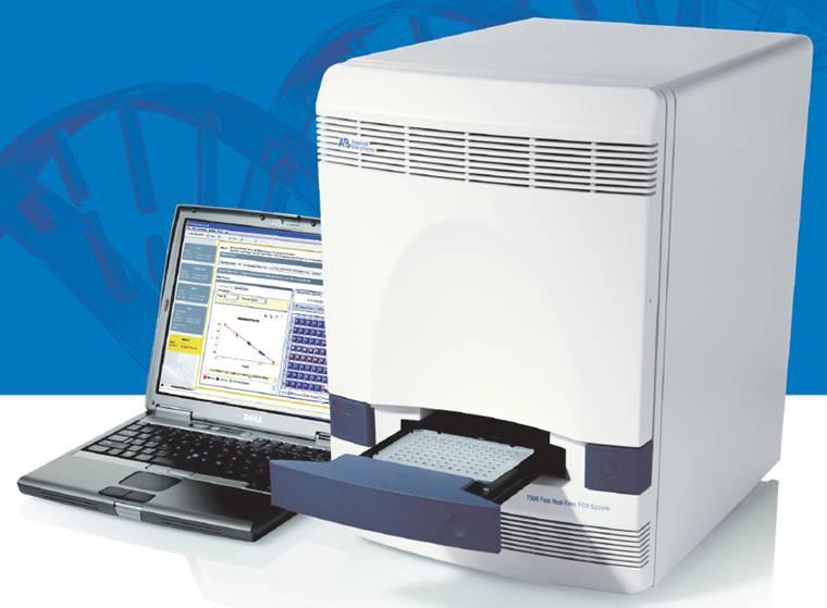ABI7500实时荧光定量PCR系统