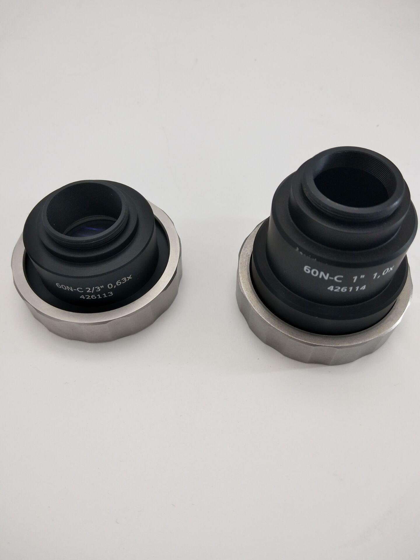 蔡司显微镜摄像接口