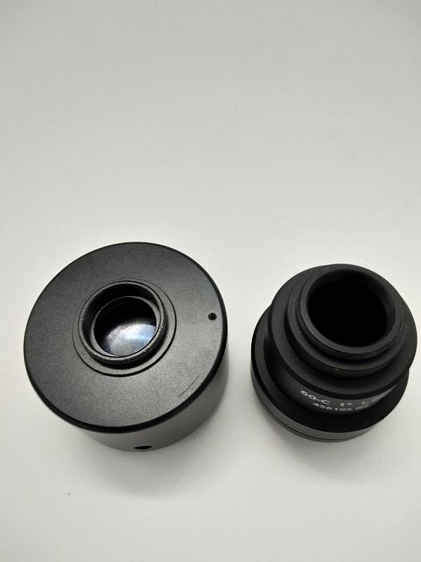 奥林巴斯显微镜摄像接口