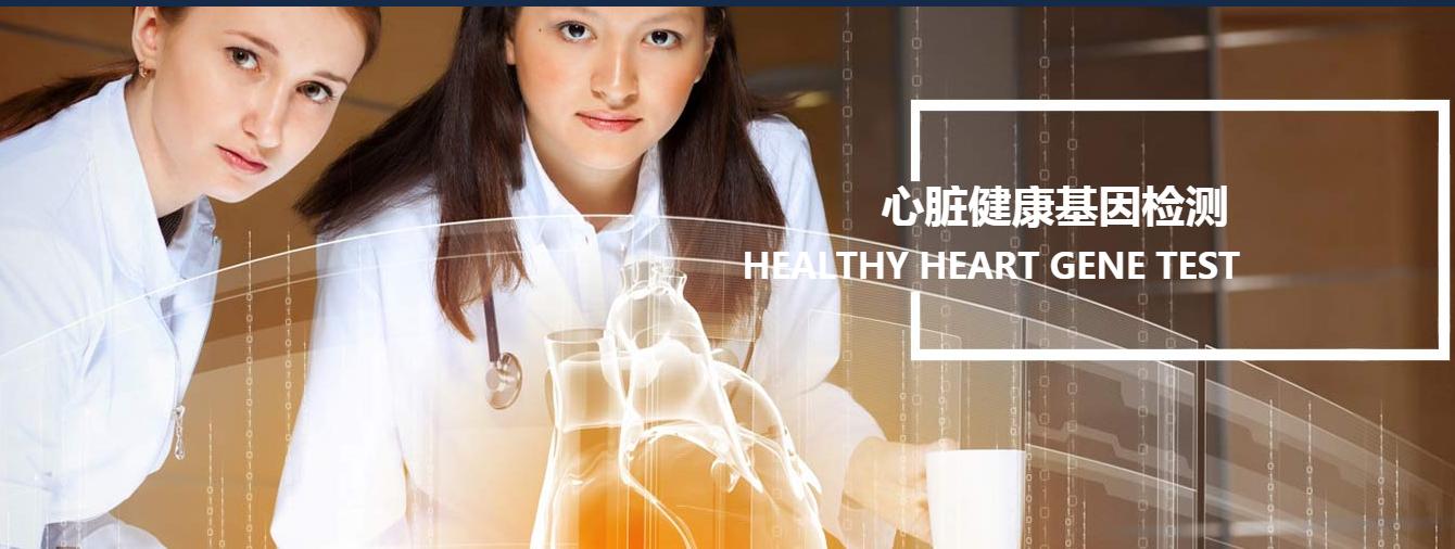 心脏健康基因检测