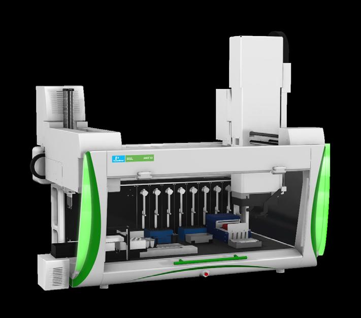 JANUS® G3 BioTx Pro 高通量小规模蛋白纯化工作站