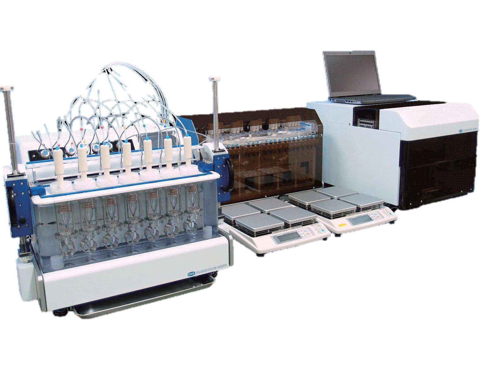 DNS溶出仪(DF-7流池法)