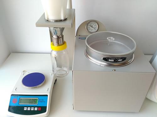 汇美科HMK-200空气喷射筛负压筛分仪
