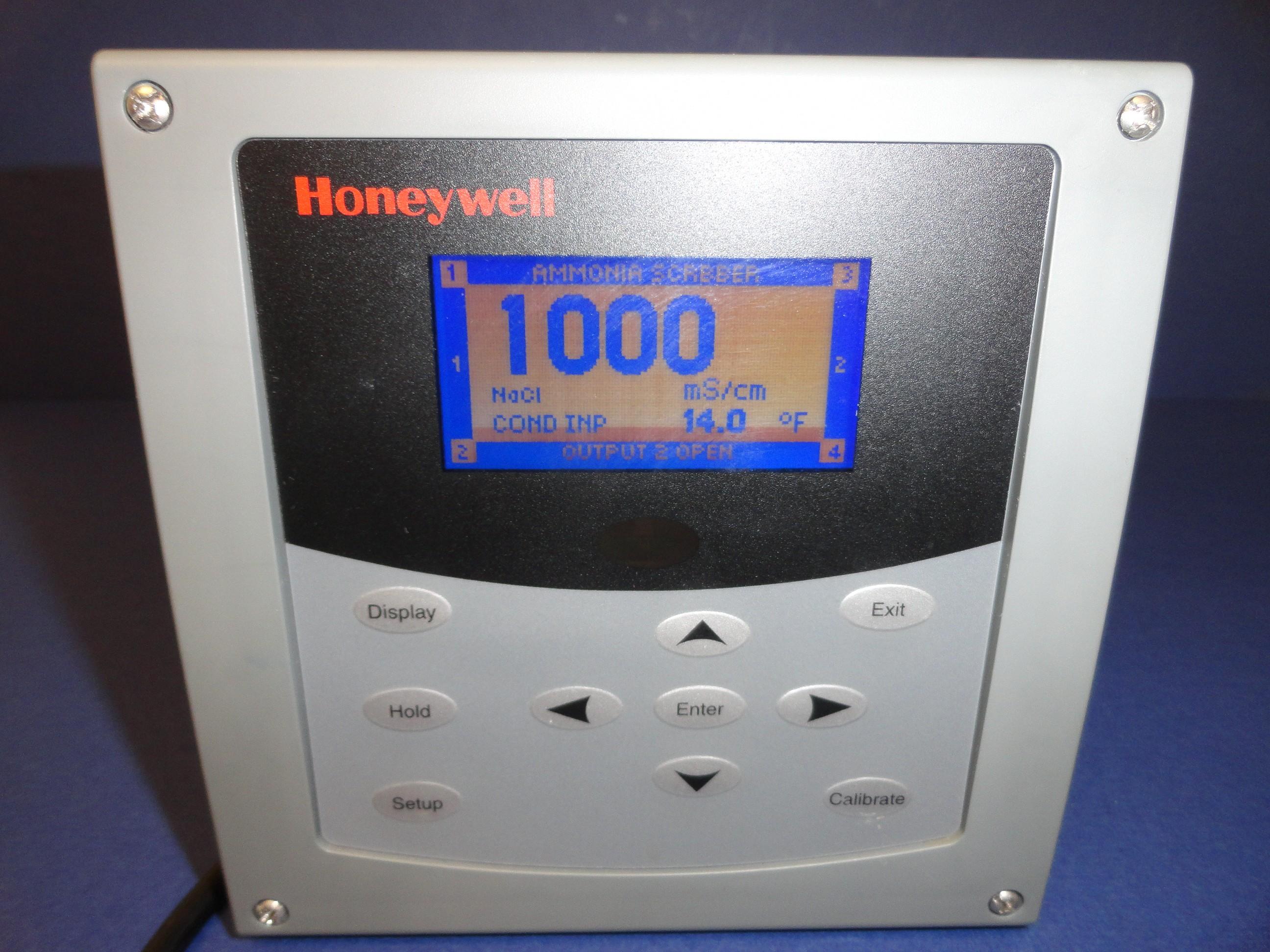低价现货 电导率分析仪 honeywell(霍尼韦尔)UDA2182-CC1-CC2-NN-N-0000-EE 电导计 电导率表