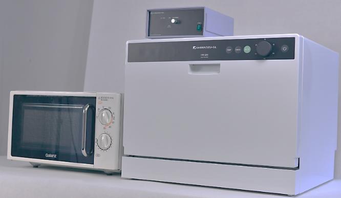 介入式清洗 岛津技迩VW-200全自动色谱瓶清洗机