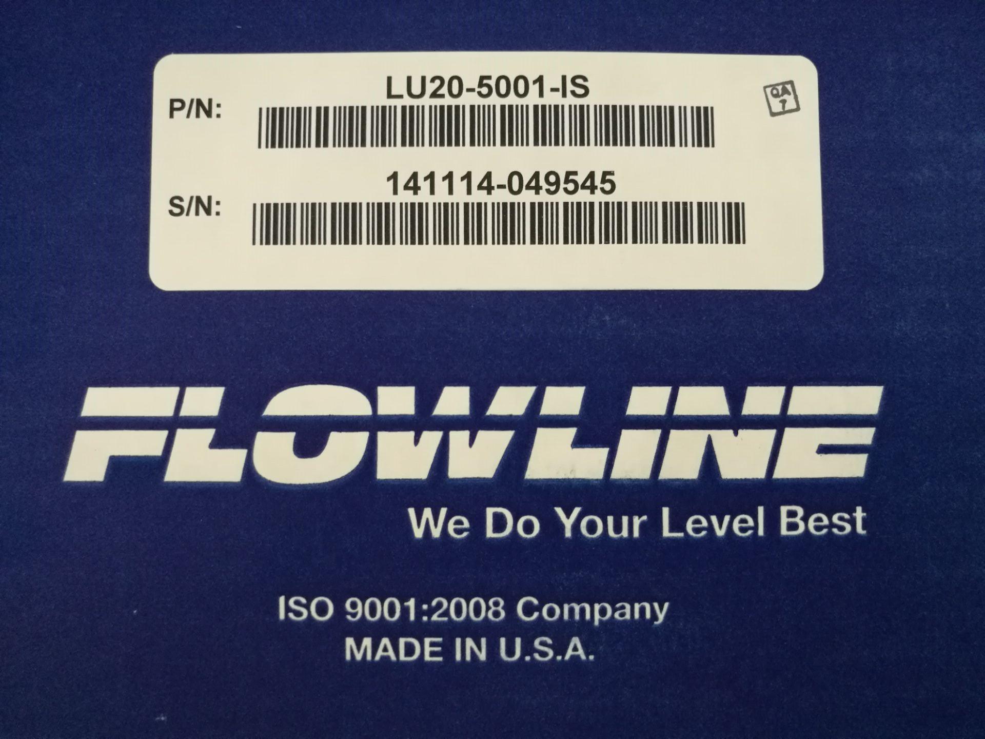 超声波液位计 LU20-5001-IS FLOWLINE(美国弗莱)低价现货